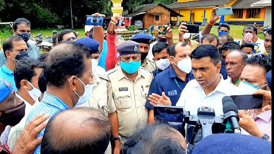 Goa Mine Issues: खाणप्रश्नी सरकार संवेदनशील; मुख्यमंत्री सावंत