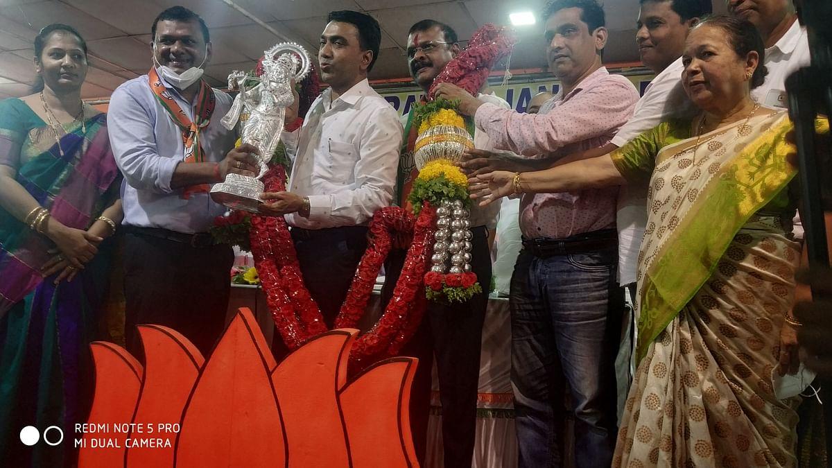 Goa:संकटकाळातही राज्याचा विकास