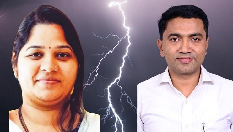 Goa Politics: कोण 'बाहेरचे' आणि कोण 'आतले' हे सांगेकरच ठरवतील; सावित्री कवळेकर