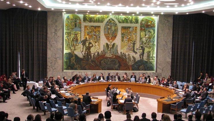 UNSC मध्ये अफगाणिस्तान ठरावावर मतदानासाठी चीन, रशियाची अनुपस्थित