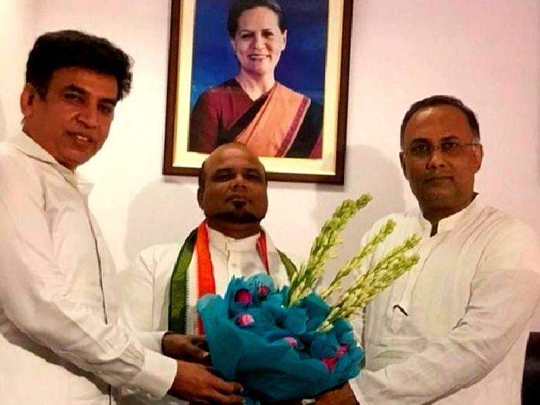 Goa Politics: मिकी पाशेको यांचा काँग्रेस पक्षात प्रवेश