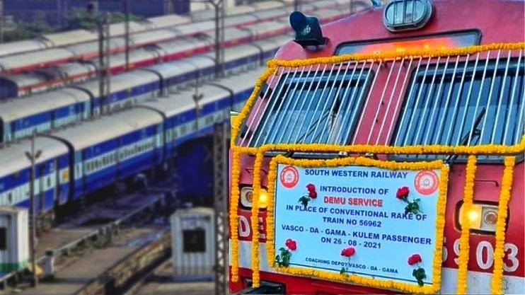 Goa: Private Buses In Ponda