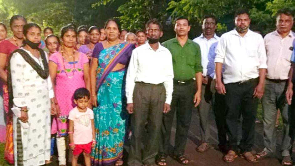 Goa: रस्त्यावरून गावची बदनामी नको