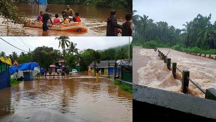 Goa: पूरग्रस्तांमध्ये मदतीचे पैसे कोणाच्या बँक खात्यात टाकावेत यावरुन मतभिन्नता
