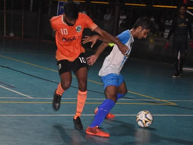 Goa Futsal : स्पोर्टिंग क्लबने शिरवडेला नमविले