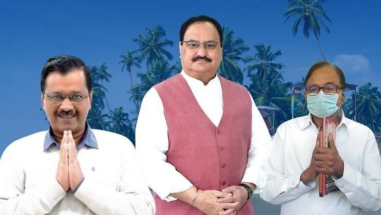 Goa Forward President Vijay Sardesai