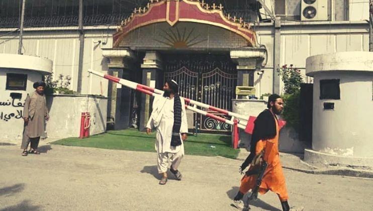 माजी उपराष्ट्रपतींचा आलिशान 'काबूल वाडा' आता तालिबानच्या हातात