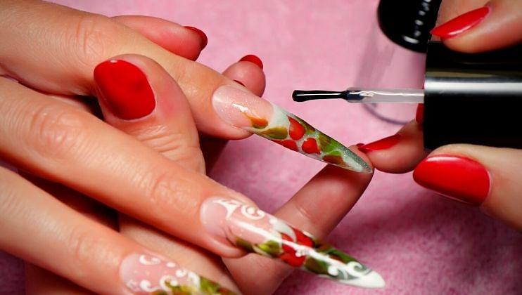 'Nail Art' स्टुडिओ म्हणजे नेमकं काय