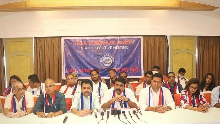 Goa: भाजपचे सरकार हवे की नको याचा कौल देण्याची वेळ आली आहे; विजय सरदेसाई