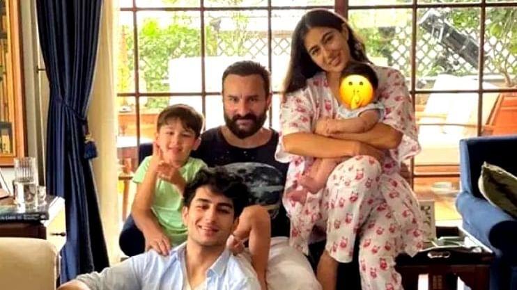 Kareena-Saif ने आपल्या मुलाचे नाव जहांगीर ठेवण्यावर सबाने केले मत व्यक्त