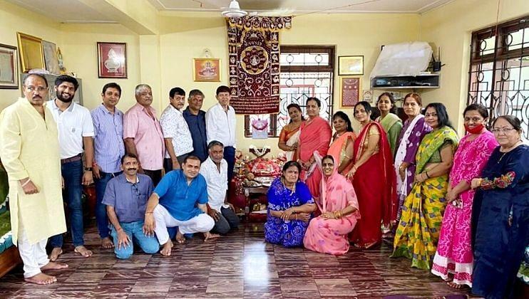 Goa जैन समाजाचा  सर्वात पवित्र सण 'पर्युषण पर्वाचा' आज पाचवा दिवस
