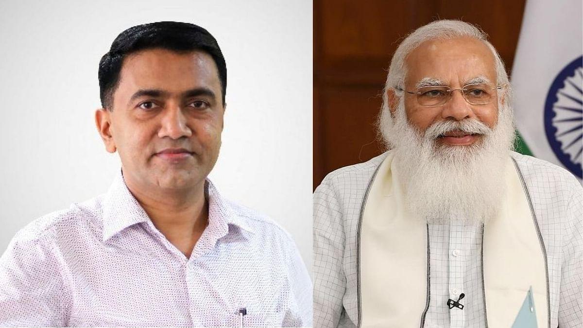 Goa Assembly Elections: भाजपकडून सावंतच मुख्यमंत्रीपदाचे उमेदवार