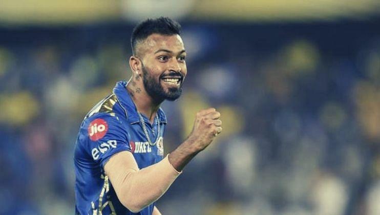 IPL 2021: हार्दिकमुळे मुंबईच्या प्लेऑफच्या आशा जिवंत
