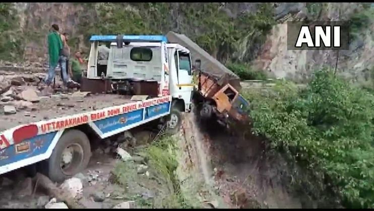 Monsoon Update: उत्तराखंडमध्ये भूस्खलनामुळे राष्ट्रीय महामार्गासह अनेक रस्ते बंद