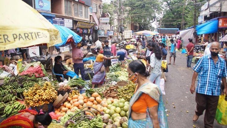 Ganesh Chaturthi 2021: गोव्यात भरला माटोळी बाजार