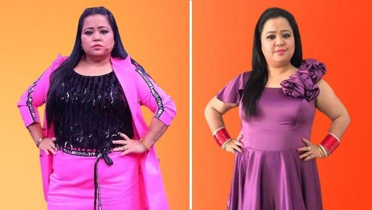 कॉमेडियन Bharti Singhने घटवले 15 किलो वजन