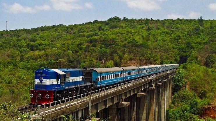Konkan Railwayचे 700 कि.मी. मार्गाचे विद्युतीकरण लवकरच