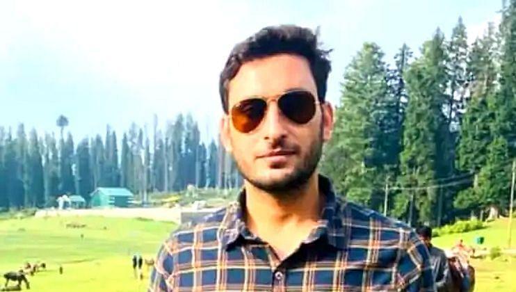 Kashmir मध्ये पोलीस कर्मचाऱ्याची हत्या; बाजारपेठेत खुलेआम घातल्या गोळ्या