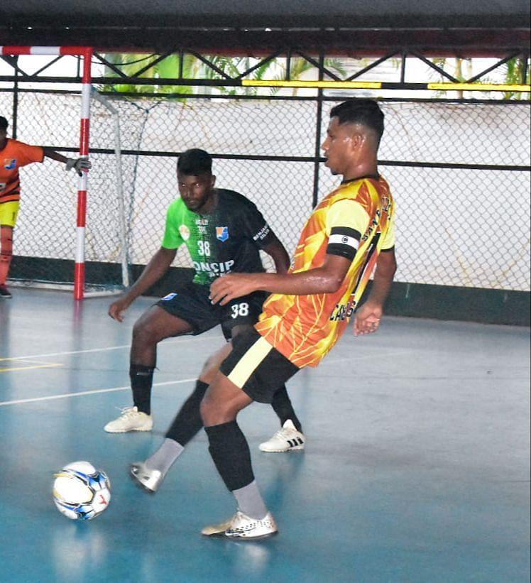 Goa Futsal: आंबेली, पणजी फुटबॉलर्सचे वर्चस्व