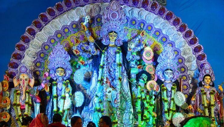 Shardiya Navratri 2021: Bringing these four things with Basil plant will be Lakshmi blessing