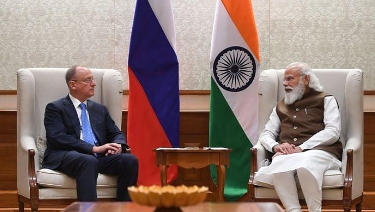 'अफगाणिस्तानची भूमी दहशतवादासाठी वापरता येणार नाही';भारत रशियाचा एक सूर