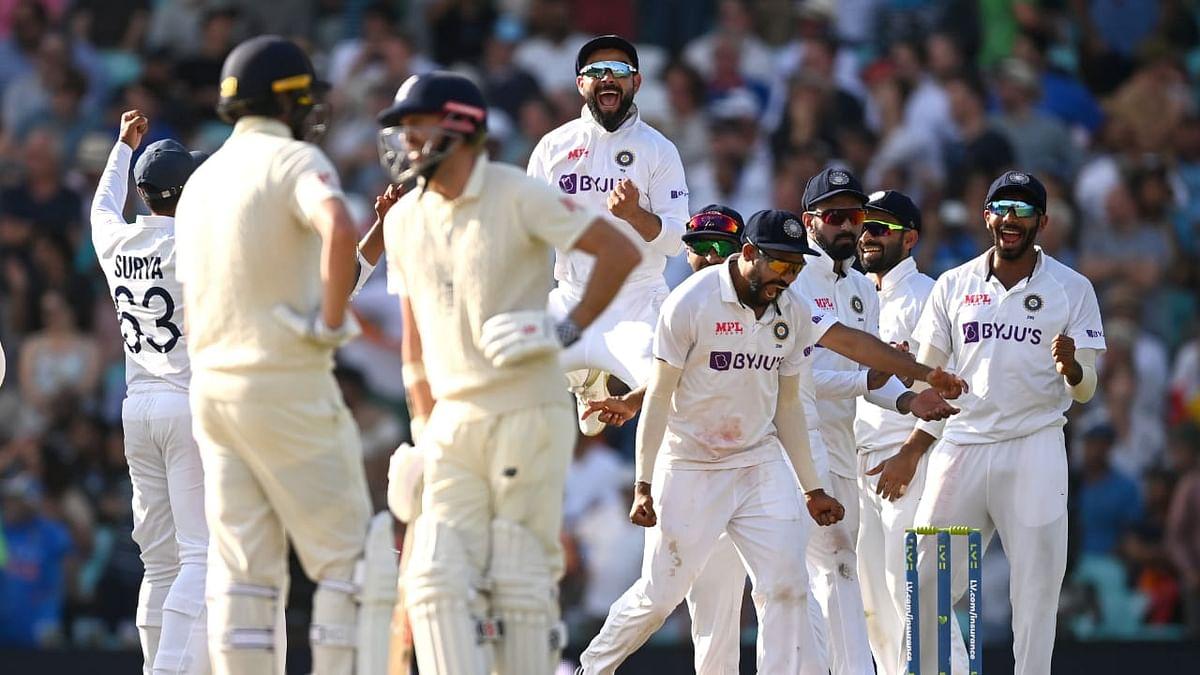Eng Vs Ind: भारत कसोटी मालिकेत 2 - 1 ने आघाडीवर