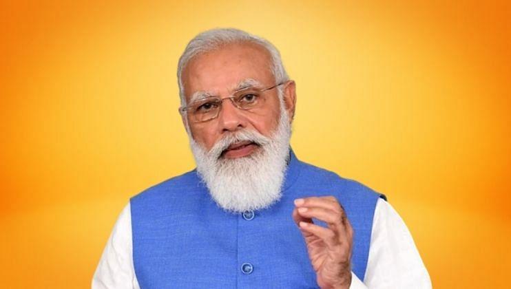 राज्यातील कोविड योद्ध्यांशी 'PM Modi' साधणार संवाद