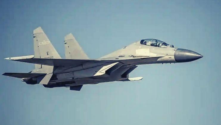 चीनचे पुन्हा सीमोल्लंघन, लढाऊ विमाने पाठवत बॉर्डरवर घुसखोरी