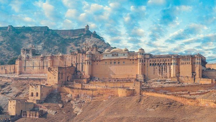 आमेरा किल्ला: