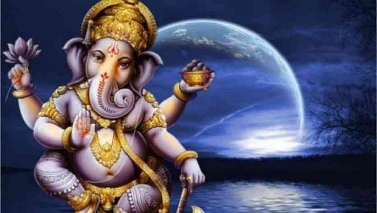 Ganesh Chaturthi: Moon