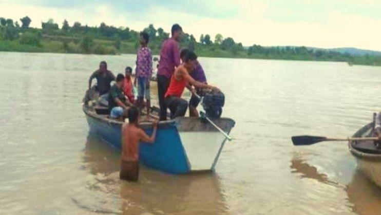 अमरावतीच्या वर्धा नदीत भिषण अपघात,11 निष्पापणा जलसमाधी