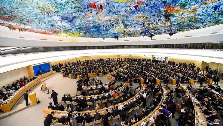 'पाकिस्तान आपल्या खोट्या अजेंड्यासाठी UNHRC च्या व्यासपीठाचा करतोय वापर'
