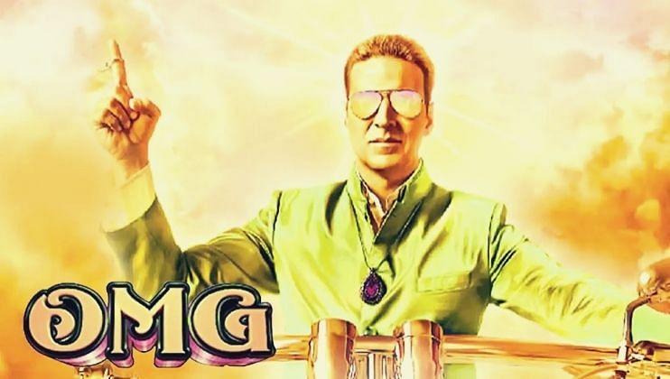 अक्षय कुमारने 'ओह माय गॉड 2' या चित्रपटाचे शूटिंग केले सुरू