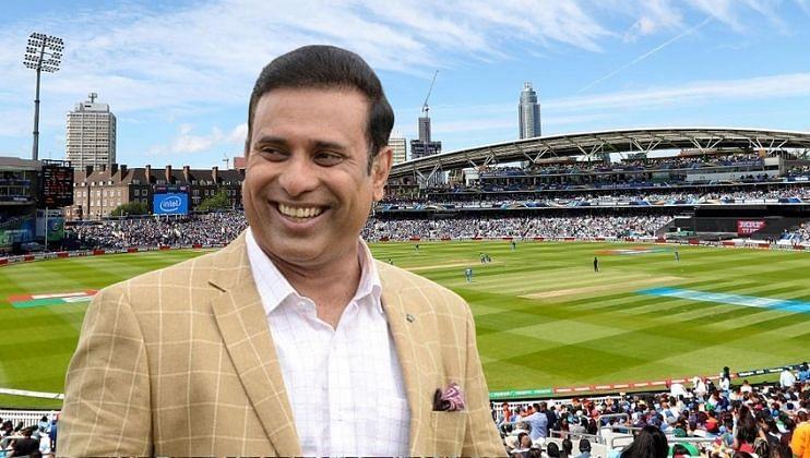 Rohit Sharma with Cheteshwar Pujara at Oval Cricket Ground (Eng Vs Ind)