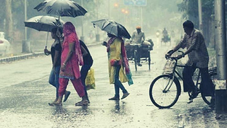 Monsoon Update: पुढील चार दिवसात या 9 राज्यांत मुसळधार पाऊस
