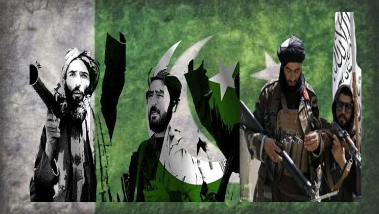 भारताला शह देण्यासाठी तालिबानी सरकार पाकिस्तान चालवत आहे :गुप्तचर संघटना