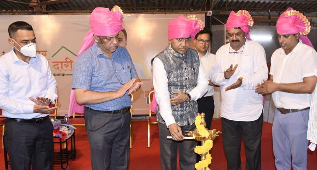 """Goa Election 2022: निवडणूक """"स्टंट"""" नव्हे, जनतेच्या सेवेसाठीच;  मुख्यमंत्री डॉ. सावंत"""