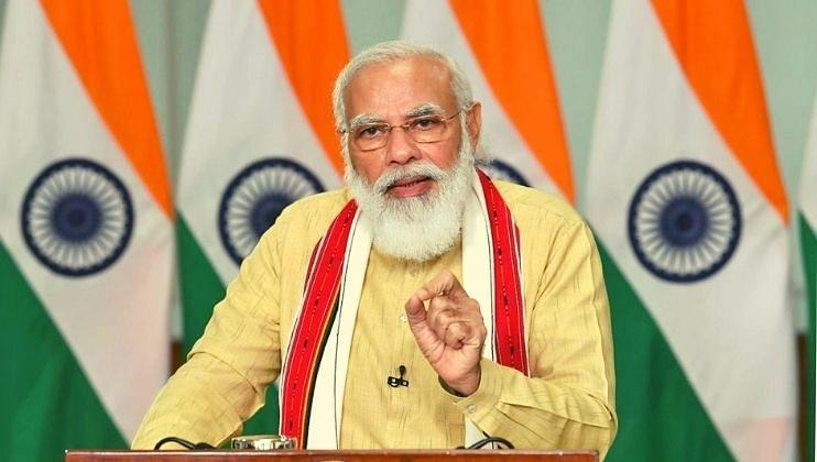पीएम मोदी गांधी जयंतीला जल जीवन मिशन योजनेच्या लाभार्थ्यांशी साधणार संवाद