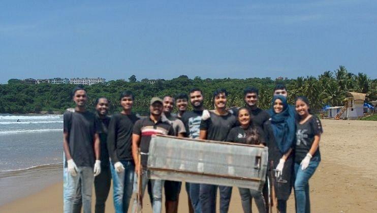 Goa: रेतीतून प्लास्टिक वेगळे करणारे यंत्र विकसीत