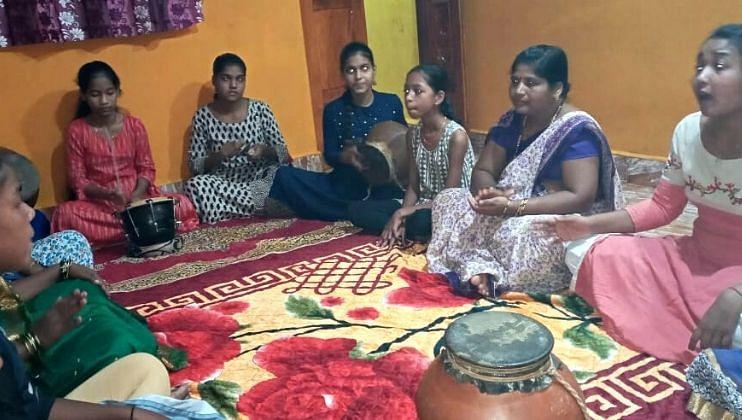 Ganesh Festival 2021: मोर्ले सत्तरीत महिलांकडून केली जाते घुमट आरती