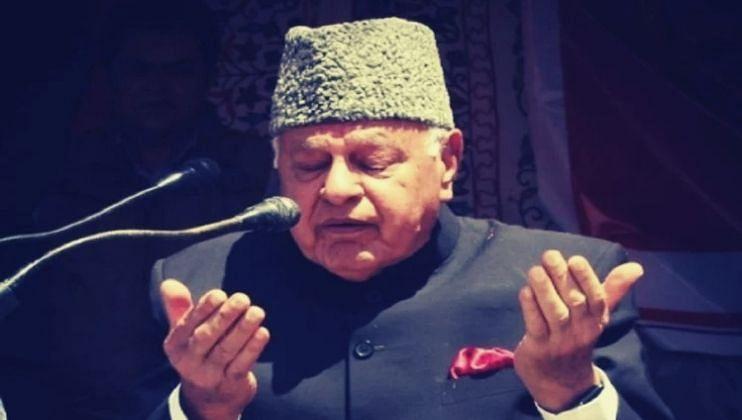 तालिबानने इस्लामिक धर्म पाळत राज्य करावे: फारुख अब्दुल्ला