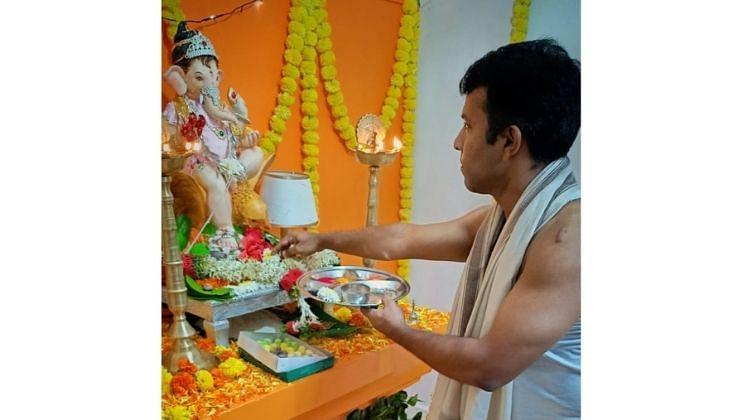 IPL Star Swapnil Asnodkar