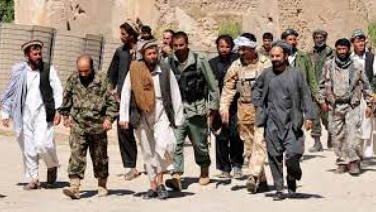 Afghanistan Government will be declare on Friday