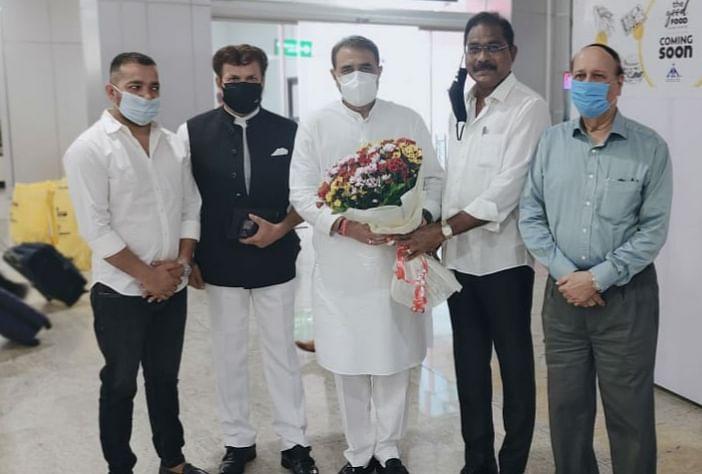 Goa: Dr. Pramod Sawant