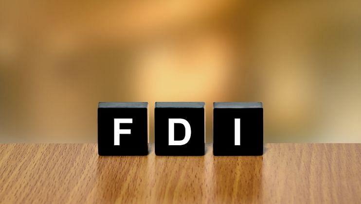 Share Market सोबतच FDI ही तेजीत, महिनाभरात 21,875 कोटींची गुंतवणूक