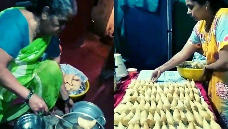 Ganesh Chaturthi 2021: गोव्यातील महिलांची गणरायच्या आगमनाची जय्यत तयारी