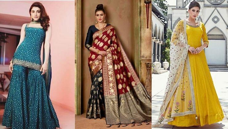 Ganesh chaturthi spcial outfit: 'या' प्रकारचे करु शकता स्टायलिश लूक!