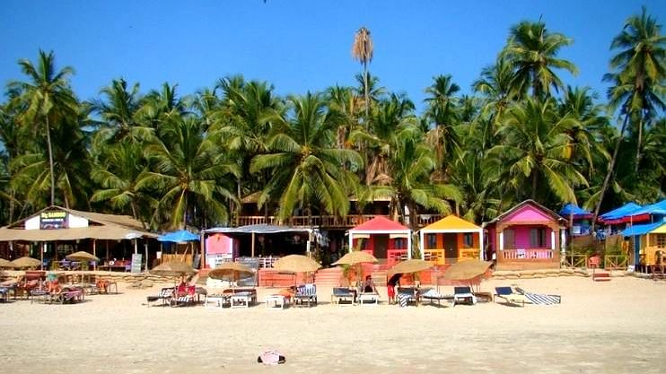 Goa Beach Shacks मालकांना 50% परवाना शुल्क माफ