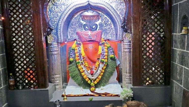 Parvatinandan Ganpati Devsthan