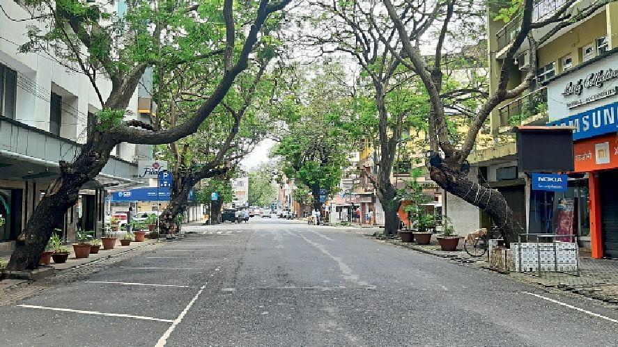 Chaturthi effect: गोव्यातील शहरांमध्ये शुकशुकाट